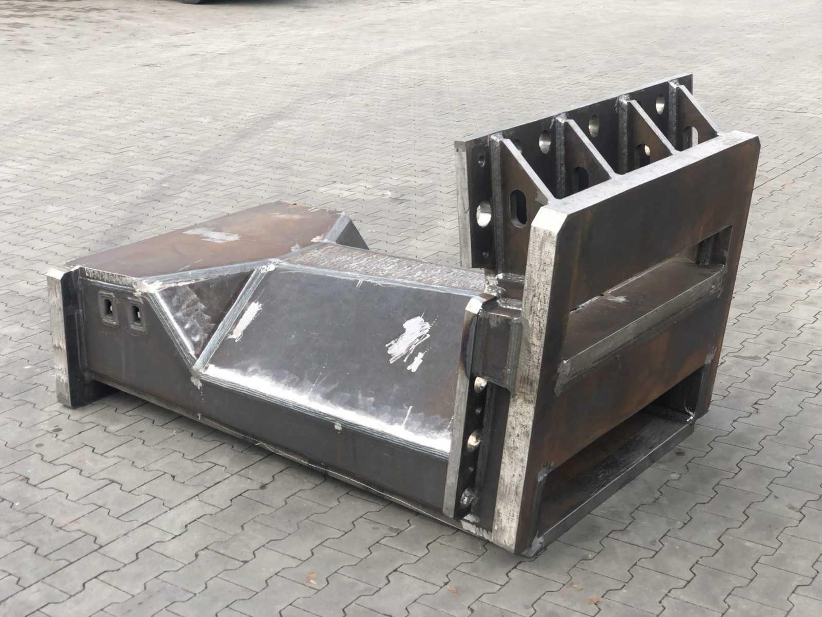 fullmet-stål-maskin-gruvedrift strukturer4